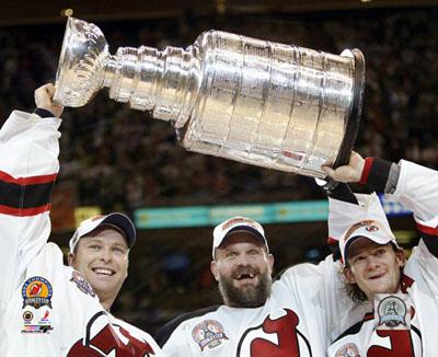 2003 New Jersey Devils Stanley Cup Merchandise 60af5517f